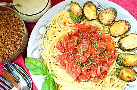 Cart Driver's Pasta:  Pasta alla Carrettiera