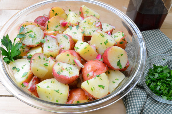 Potato Salad:  Insalata di Patate