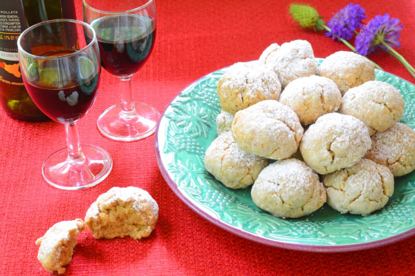 Rustic Almond Cookies